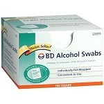 BD® Alcohol Swabs