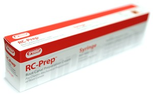 Premier® RC Prep®  Root Canal Preparation Cream, 2 x 9g syringe