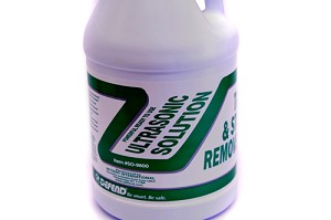 Defend® Ultrasonic Solution, Tartar & Stain Remover, 1gal.