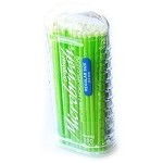 Microbrush® Disposable Micro Applicators, Regular (2.0mm), green, 100/pack