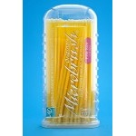 Microbrush® Disposable Micro Applicators, Fine (1.5mm), yellow, 100/pack