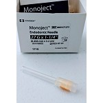 Covidien™ Monoject™ Irrigation Endodontic Dental Needle, 27ga long, 1 1/4